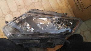 ROGUE 2014 2015 2016 LUMIERE GAUCHE OEM LEFT HEADLAMP