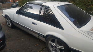 1985 Ford Mustang 5.0