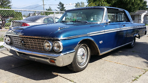 1962 Ford Galaxie Hardtop