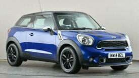 image for 2014 MINI Paceman 1.6 Cooper S 3dr Coupe petrol Manual