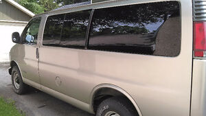 GRAB WHILE YOU CAN!! 2001 Chevrolet Express 2500 Passenger Van