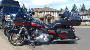 2011 HD Roadglide Ultra Fltru