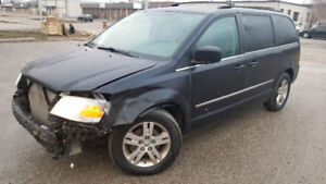 Dodge Grand Caravan SXT 4.0L PART OUT 2008 2007 2010