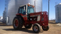 International 886 with 5697 hrs