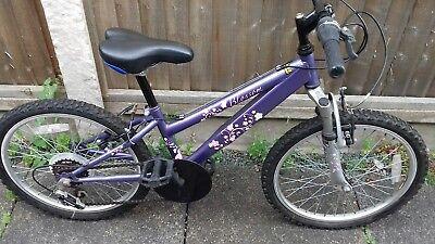 halfords blossom girls bike
