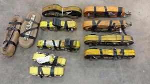 Various Ratchet Straps