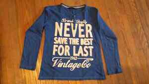 Boys shirts 134/140  10 years +/- Stratford Kitchener Area image 4