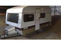 Perle 3 birth caravan £500 ONO