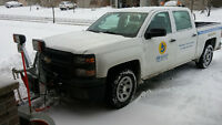 On-Call Snow Removal Service