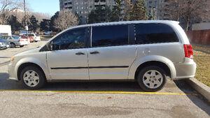 2012 Dodge Grand Caravan Minivan, Van