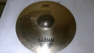 "Sabian 16"" AAX 'Explosion' Crash Cymbal for sale"
