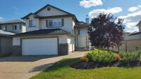 Location! Location!  Executive 5 Bdrm Home in Wood Buffalo Subd