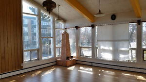 Cheap rooms for rent in a beautiful ashram downtown!!!!! Edmonton Edmonton Area image 1