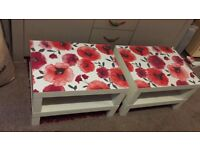 x2 Matching Coffee Tables. £25 each