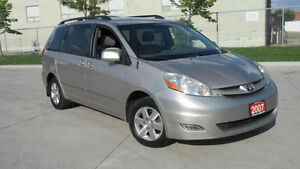 2007 Toyota Sienna  LE,  Automatic, 3 Years warranty available