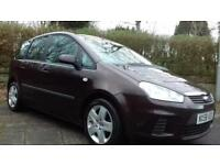 2008 '58' Ford C MAX 1.6 16v 100 2008 Style - JUST HAD MAJOR SERVICE - Focus