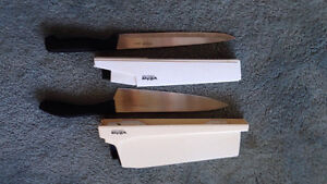 New Price Wiltshire self sharpening knives