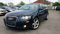 2006 Audi A3 2.0T Hatchback-LOW KM! CERTIFIED & E-TESTED!
