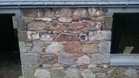 Rubble Building Stone