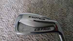 FS- Tour edge CB pro H driving iron