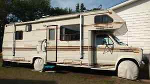 1988 Travelaire motor home for sale