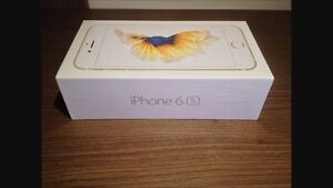 IPhone6s 64GB, Brand New Unsealed