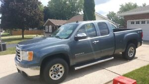2013 GMC Sierra 1500 - Extended Cab - WITH TRANSFERABLE WARRANTY