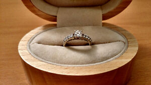 Engagement Ring - Canadian Diamond