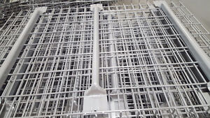 Grillages pour rack. Grilles for pallet racking presque neuf Kitchener / Waterloo Kitchener Area image 3