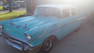 1957 Chevy possible trades OBO