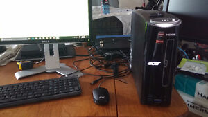 """Acer Aspire X3-100 19"""" monitor"""