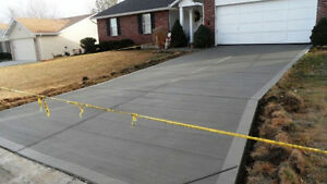 CONCRETE DRIVEWAYS PATIOS POOL DECKS www.aclandscaping.ca Windsor Region Ontario image 4