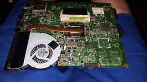 As Is. Asus mother board Intel i5 Cambridge Kitchener Area image 2