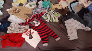 03 months to 12 month baby boy lot great condition