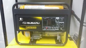Brand New Subaru RGX 3600 Portable Generator for sale