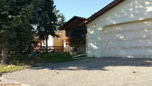 Huge storage in a clean dbl detached garage on quiet corner lot