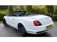 2010 Bentley Continental GTC 6.0 W12 Supersports 2dr Automatic Petrol Convertib