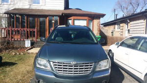 2005 Pacifica touring model - Best offer