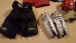 For sale hockey equipment in great condition!! Kitchener / Waterloo Kitchener Area image 4