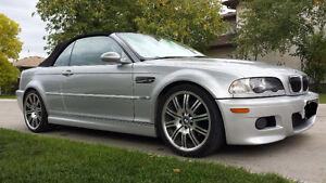 2002 BMW M3 Convertible OBO