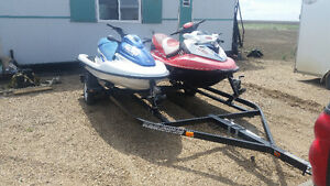 Seadoo to trade for side by side
