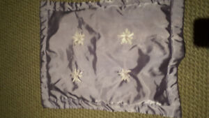 Girl's Comforter and Pillow Sham