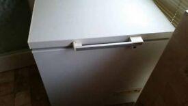 White Vestfrost Medium to large size Chest Freezer