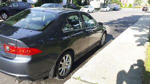 2008 Acura TSX Navigation Tech Package fully loaded low km