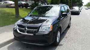 2013 Dodge Grand Caravan 3.6 L Fourgonnette, fourgon