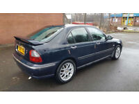 Rover 45 2.0 TD Impression Diesel PX Swap Anything considered