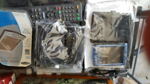 Palm Zire 71 with case and accessories