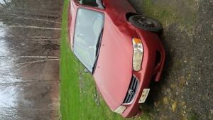 2001 Toyota Corolla for junk or fix