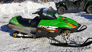 2005 Arctic Cat 370 Z