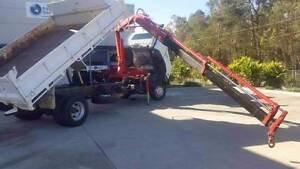 Mitsubishi FK 600 Fighter Tipper/Crane Truck - Rent 2 Own Today ! Yatala Gold Coast North Preview